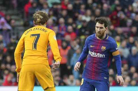 Griezmann se confiesa: el lío con Messi que frena su fichaje por el Barça