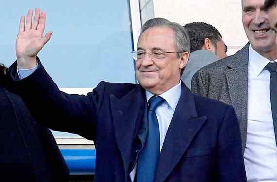 Florentino Pérez tiene un fichaje bestial para el Real Madrid que destroza al Barça