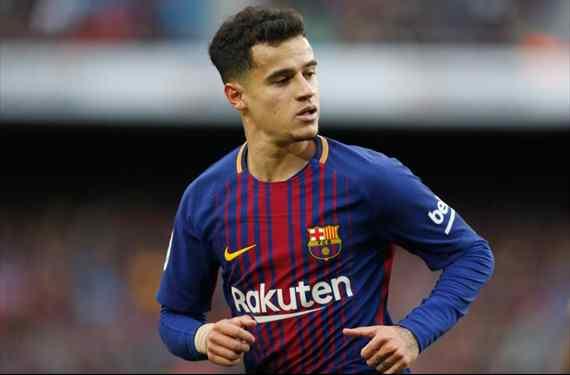 Coutinho filtra una operación para revolucionar el centro del campo del Barça