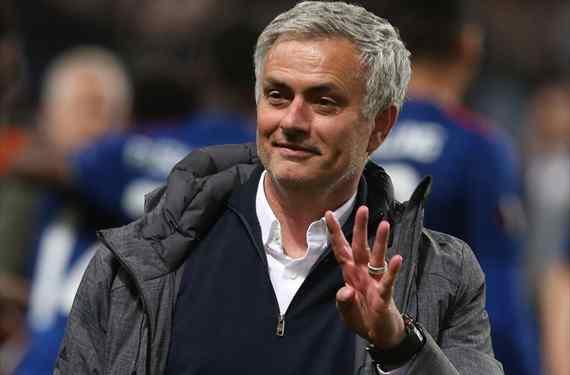 Mourinho se mete en la pelea entre el Barça y Florentino Pérez por un crack
