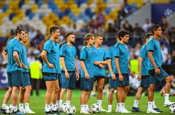 Palo para Florentino Pérez: el crack del Real Madrid que se va pase lo que pase en Kiev