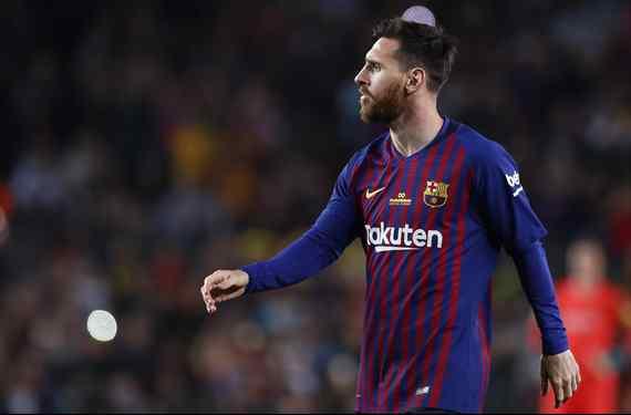 Messi da luz verde para fichar al relevo de Iniesta: el galáctico que llega por 50 millones