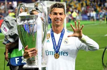 El crack del Barça que felicitó a Cristiano Ronaldo por su quinta Champions (y no fue André Gomes)