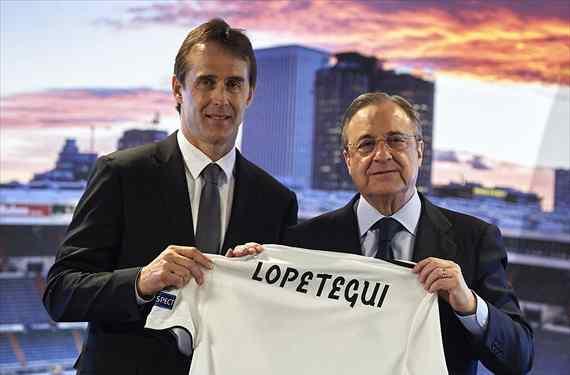 Lío en el Real Madrid: el crack que tiene fichado Florentino Pérez (pero Lopetegui no lo quiere)