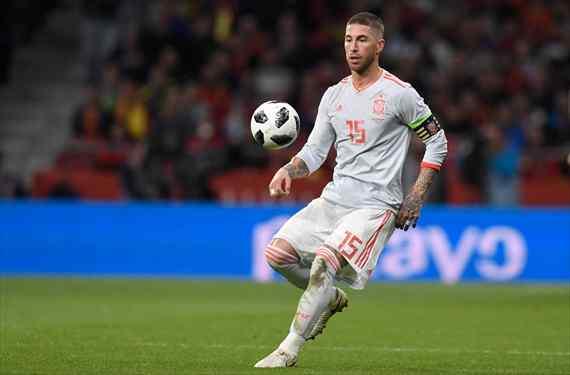 Se cierra esta semana: Sergio Ramos tiene el nombre del primer fichaje de Lopetegui