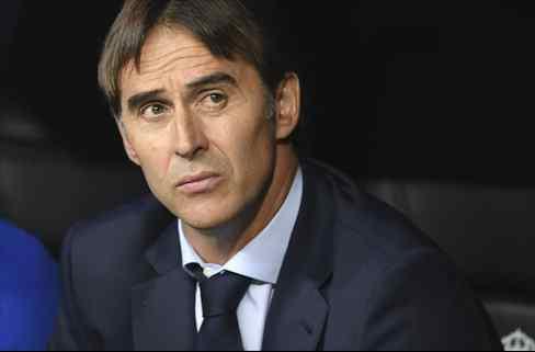 Lopetegui pide a Florentino Pérez un fichaje que desata una guerra en el Real Madrid