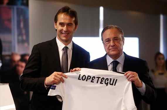 Julen Lopetegui tiene nuevo delantero en el Real Madrid (y es una apuesta de Florentino Pérez)
