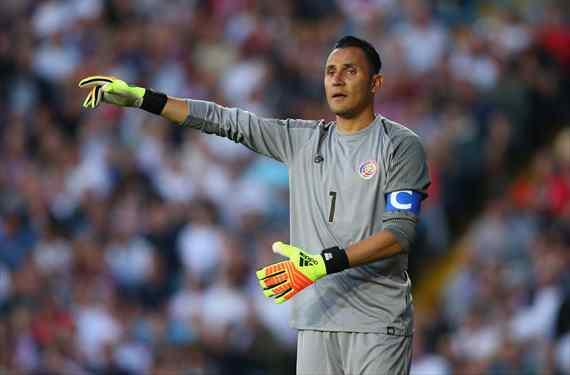 Keylor Navas avisa: si viene, se va (el fichaje vetado por el portero del Real Madrid)