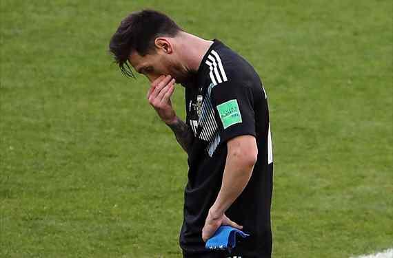 Messi alucina: revolución en un grande de Europa por un descarte de Valvede