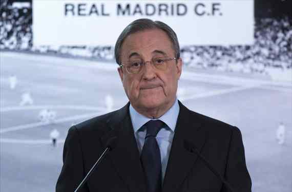 El crack que está dispuesto a todo para dejar colgado a Florentino Pérez