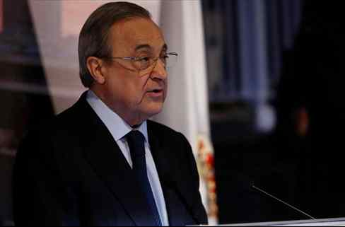 Llamada a Florentino Pérez: el galáctico que va como loco por fichar por el Real Madrid