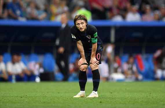Luka Modric revienta el Rusia - Croacia con una bomba: el grande que se lo lleva del Real Madrid