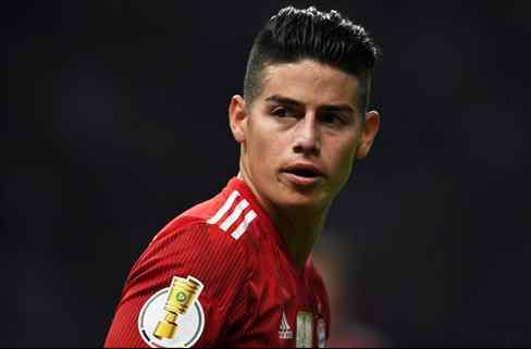 James Rodríguez se topa con un muro: el crack del Real Madrid que no lo quiere ni ver