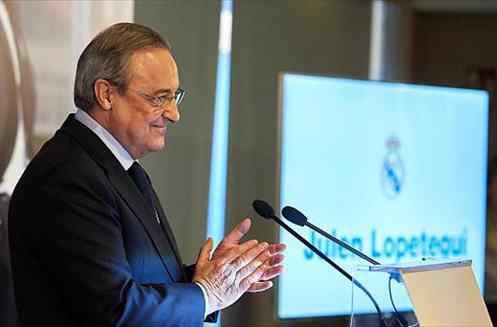 El 2x1 de Florentino Pérez: 225 millones de euros para revolucionar al Real Madrid