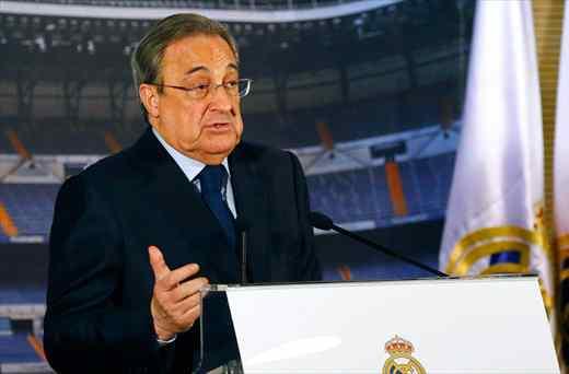 Florentino Pérez llama a un fichaje del Barça (y se lía en el conjunto azulgrana)