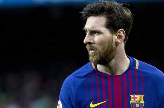 El Barça la lía con un tapado de Messi (y al argentino le cambia de cara)
