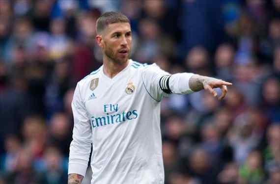 Sergio Ramos pone nombre a la alternativa del Real Madrid a Hazard (y es una estrella mundial)
