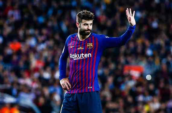 Piqué lo sabe: el Barça acelera por un 'tapado' para el centro del campo (y se lo roba al Madrid)