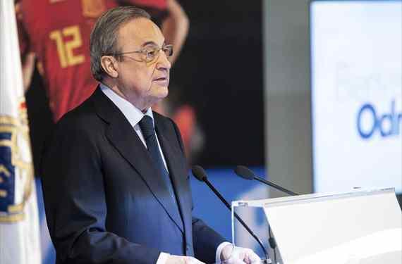 Florentino Pérez presenta a su nuevo galáctico la próxima semana (y revoluciona el Real Madrid)