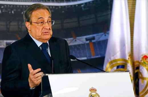250 millones de locura: Florentino Pérez prepara la chequera para la bomba del verano