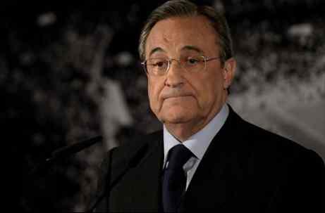 A Florentino Pérez la cambia la cara: se prepara una oferta bestial por una estrella del Real Madrid