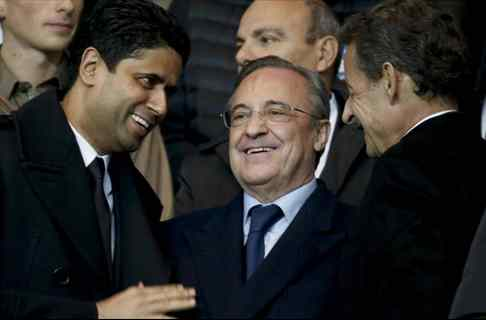 Florentino Pérez tiene un tapado en el PSG: ojo a la operación que prepara el Real Madrid