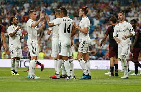70 millones: Florentino Pérez sube la oferta para llevarse a un crack al Real Madrid