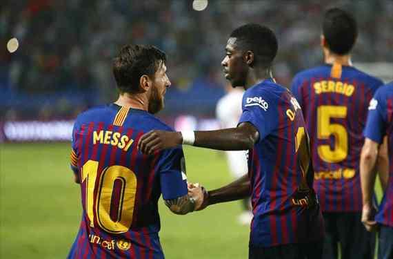 Florentino Pérez tiene un problema: la bomba de Messi que acaba de estallar