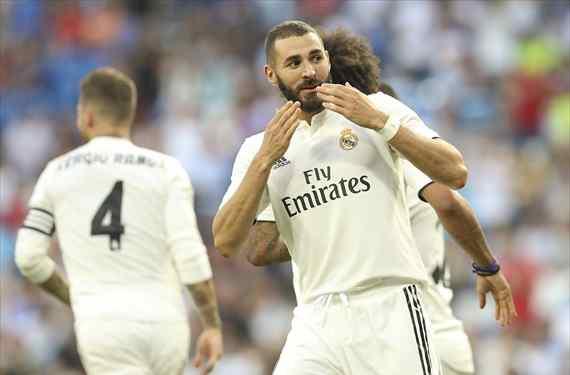Benzema tira de la manta: el tapado para la delantera del Real Madrid cuesta 80 millones