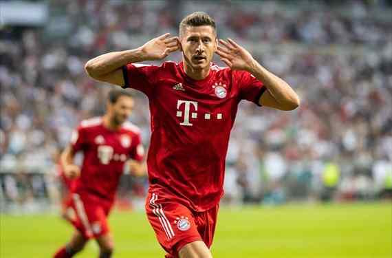 Lewandowski vuelve a escena: la llamada de Florentino Pérez termina en oferta