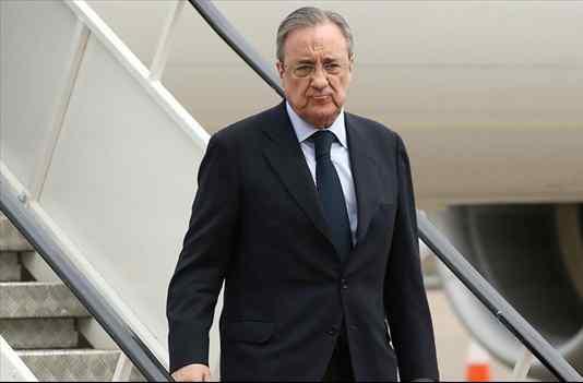 El fichaje secreto que tiene a Florentino Pérez de los nervios en el Real Madrid