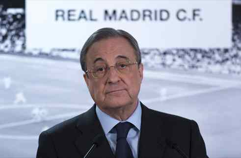 Florentino Pérez pone a un objetivo del PSG en lo más alto de su lista para el Real Madrid