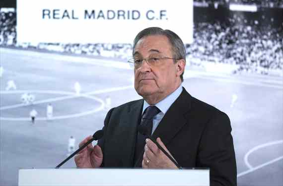 Florentino Pérez activa una operación galáctica en la Premier (y no es Hazard)