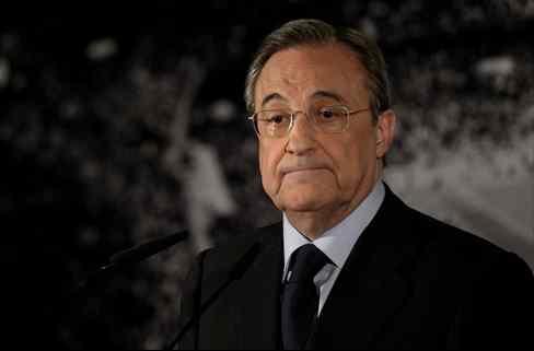El crack que deja colgado a Florentino Pérez en el último momento
