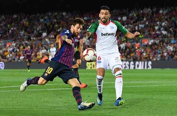 Messi lo sabe: la negociación para cerrar un fichaje clave en el Barça - Alavés