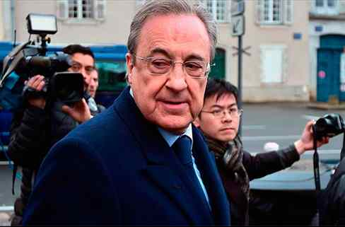 Florentino Pérez, en alerta: el lío que pone patas arriba al Real Madrid (¡y ojo con Lopetegui!)