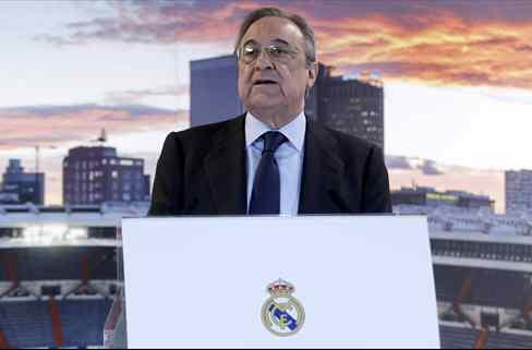 Llama a Florentino Pérez para ser el galáctico del Real Madrid de Lopetegui