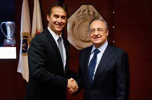 Puñalada a Florentino Pérez: el descarte de Lopetegui que pasa del presidente (y ya tiene destino)