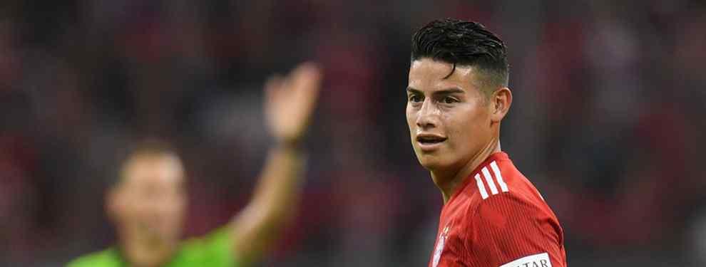 Lo avisó Don Balón: Niko Kovac no es un enamorada de James Rodríguez.  El colombiano cuenta los partidos por suplencias. Entradas y salida del equipo que se alejan del trato de estrella/figura que demanda James.