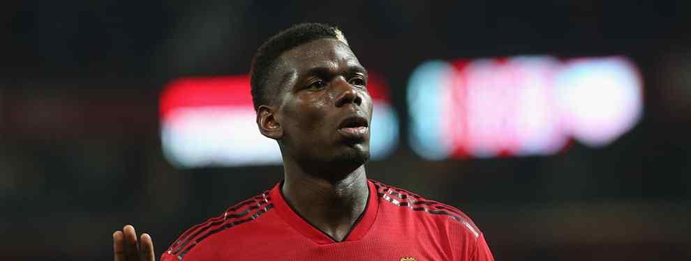Mourinho quiere empaqueta a Paul Pogba. El agente del todavía crack del United, Mino Raiola, se mueve como un loco para colocar su 'producto' en enero lejos de Manchester.