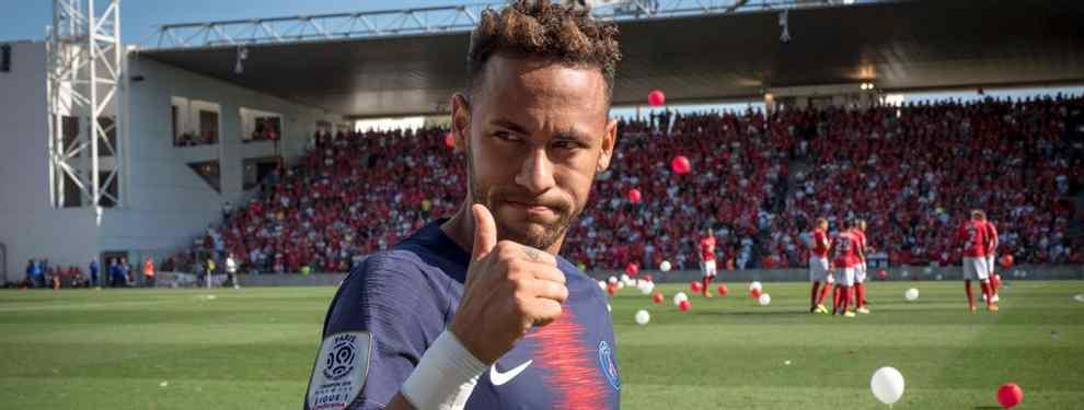 Neymar ya negocia: las dos ofertas para salir del PSG (y ninguna es del Real Madrid)