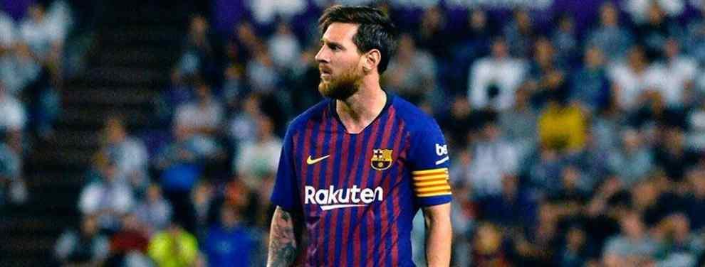 Una destacada estrella del panorama futbolístico europeo ha decidido finalmente borrarse de la agenda de fichajes del Barça en el que brilla el argentino Leo Messi