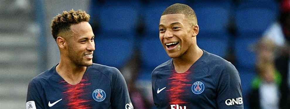 Mbappé se lo cuenta a Neymar: la oferta de locos para dejar el PSG (y no es del Real Madrid)