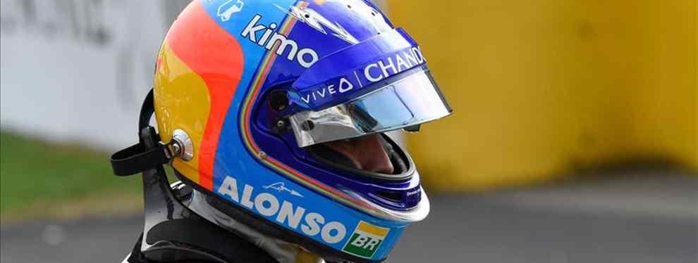 Plantón a McLaren: el piloto que no quiere ser el nuevo Fernando Alonso