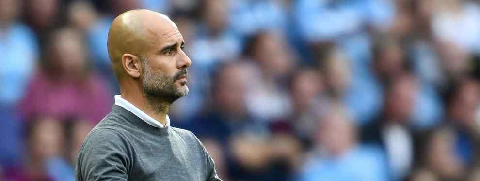 Pep Guardiola destroza al Barça con una oferta de última hora (y es una locura)
