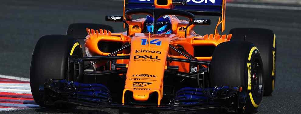 Fernando Alonso es el ejemplo: lo que pasa en McLaren ahora (y hace diez años)