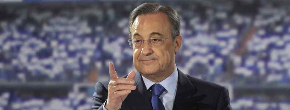Florentino Pérez tiene un objetivo secreto en el Calcio (y Lopetegui da el visto bueno)