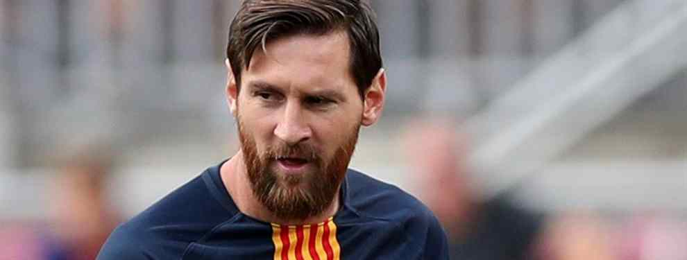 Messi lo trae al Barça: el fichaje galáctico que Valverde autoriza para enero