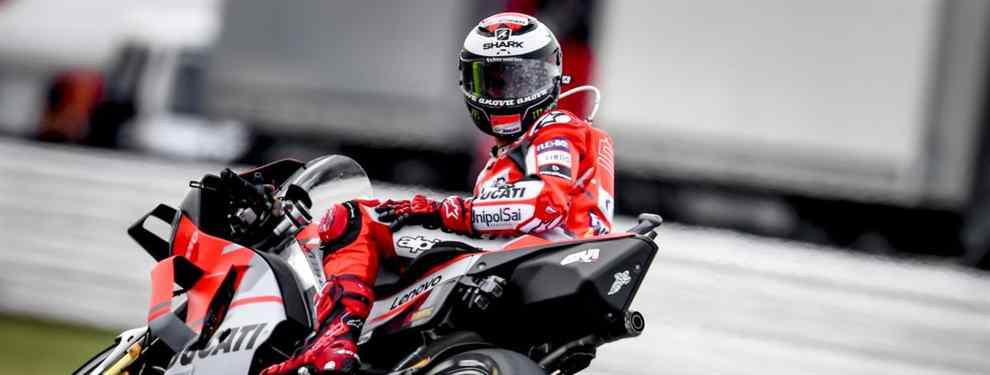 Por esto han echado a Jorge Lorenzo de Ducati: habla el gran capo