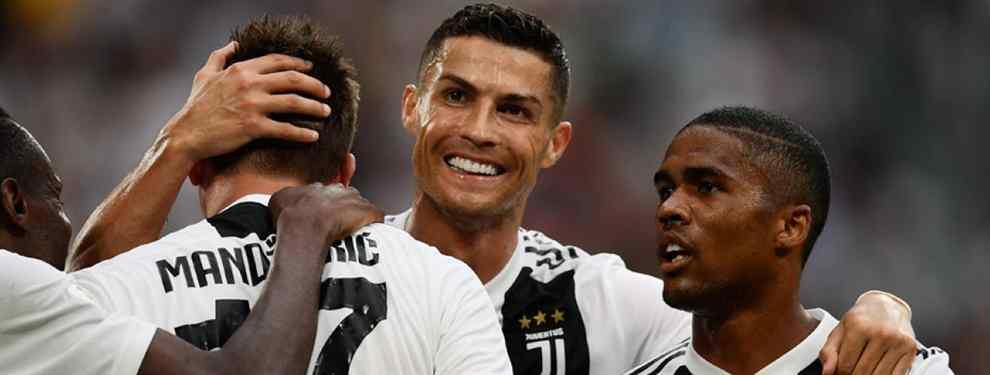 Cristiano Ronaldo presiona a la Juventus para quitarle un crack a Messi